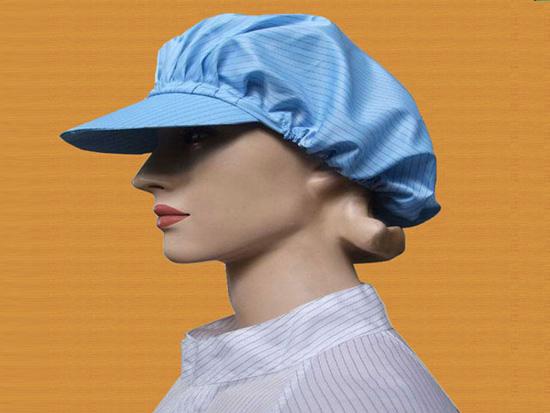 蓝色大工帽