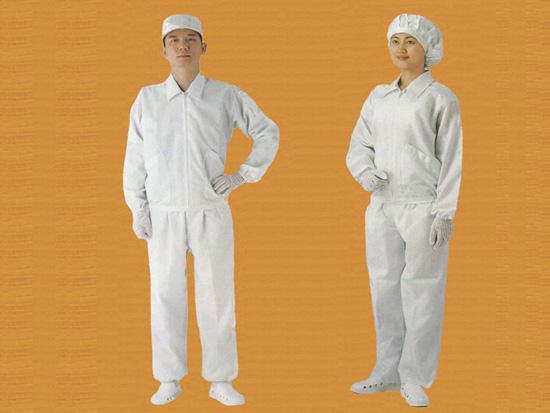 白色分体服