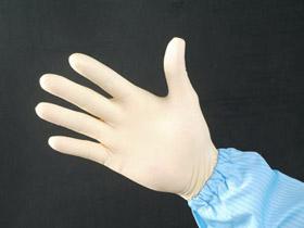 9寸净化乳胶手套
