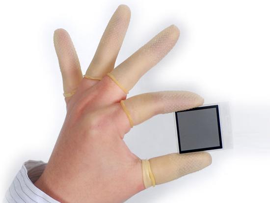 白色防滑指套